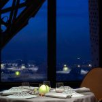 NYE dinner at eiffel tower restaurants
