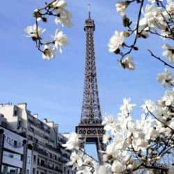 París en Abril