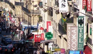 Shopping places in Paris