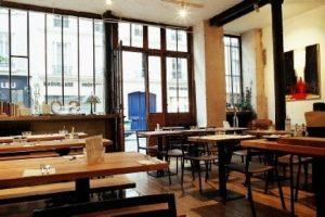 Soya - Restaurante vegetariano fusión en París