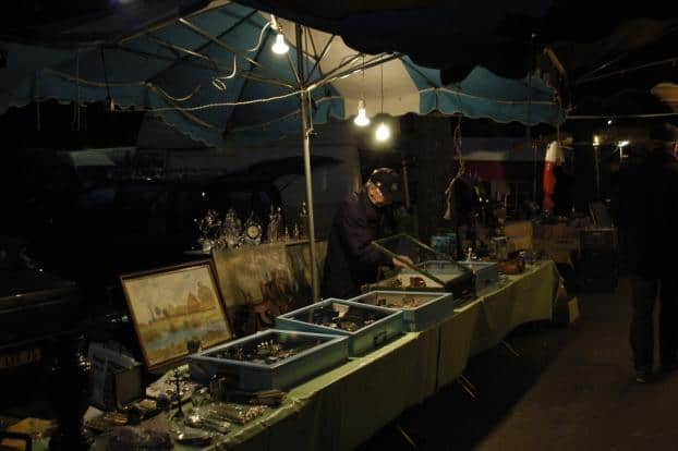 Vanves-Paris Flea market