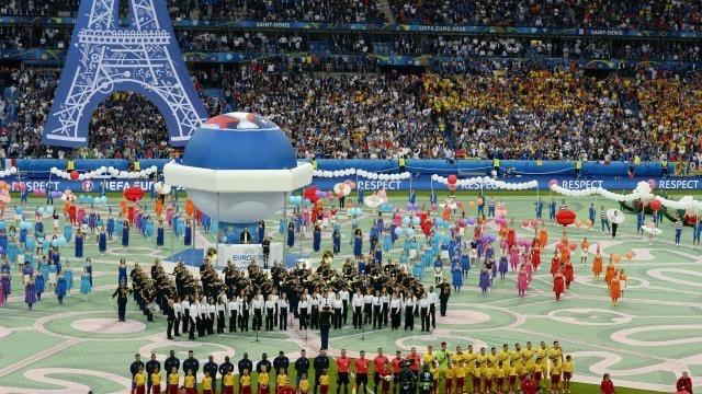 Euro 2016 in Paris