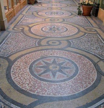 Vivienne Gallery mosaic