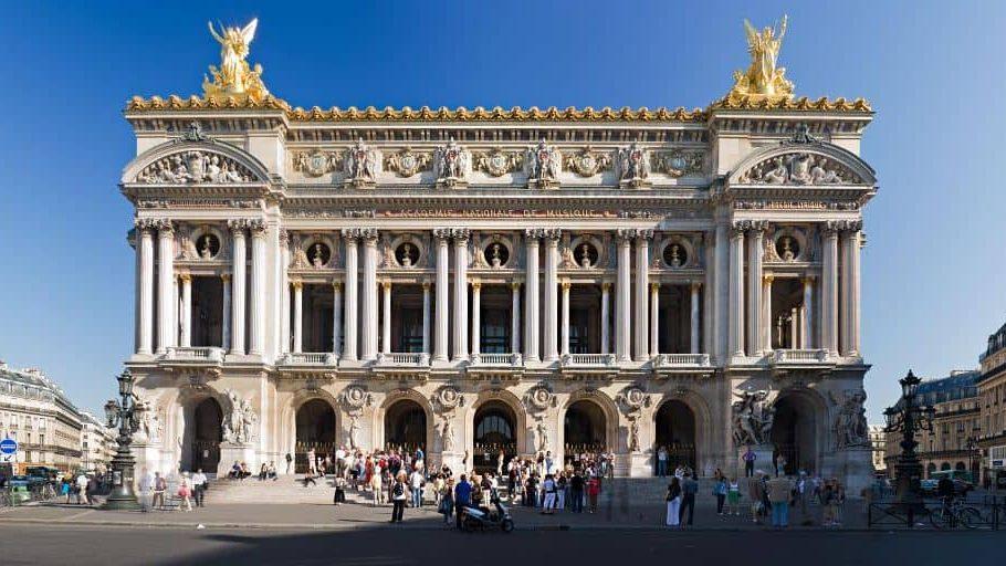 Pariser Opernhaus