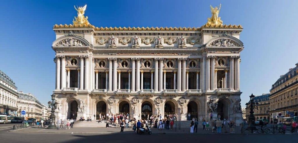 Place Opera - Paris