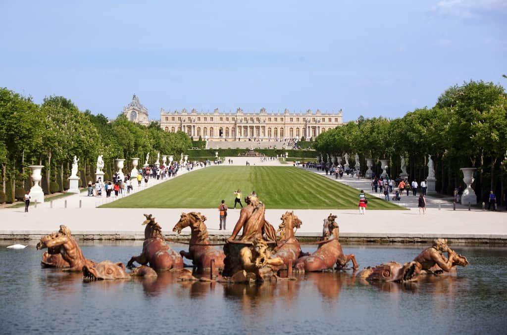 Excursion to Chateau de Versailles