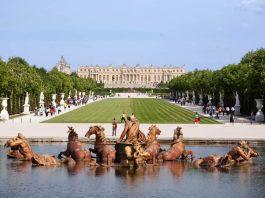 Day trip to Chateau de Versailles