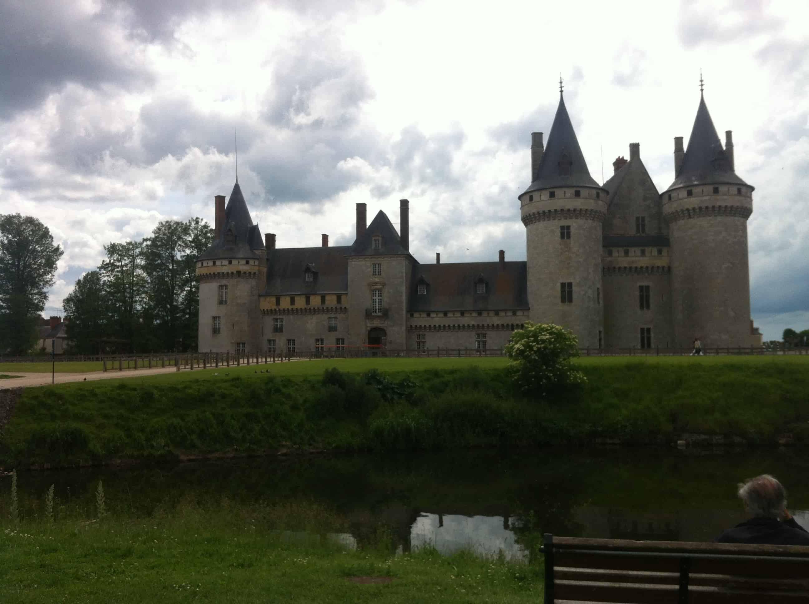 Sully sur Loire a Loire Valley Château