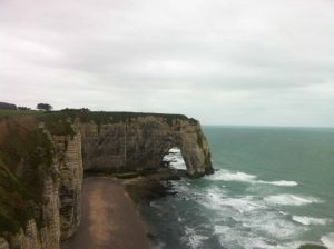 Etretat - Normandy beaches and Landscapes