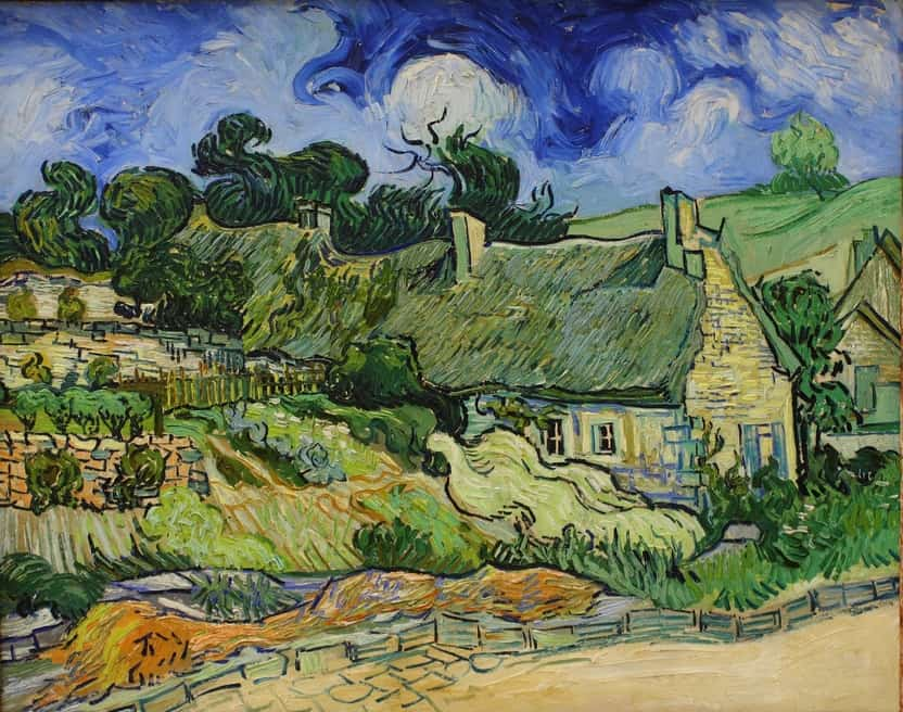 Excursion to auvers sur oise and van gogh 39 s house from for Auberge ravoux maison van gogh