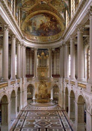 Schlosskapelle - Schloss Versailles