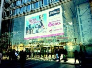 Italie 2 shopping mall - Paris