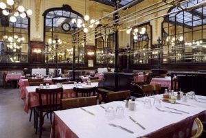 Bouillon Chartier - Typical Brasserie in Paris