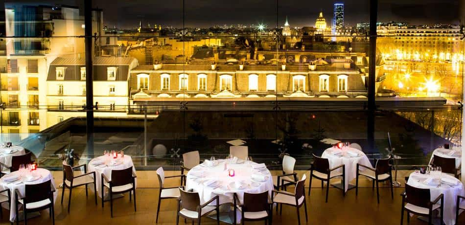 Dame Blanche Restaurant Paris
