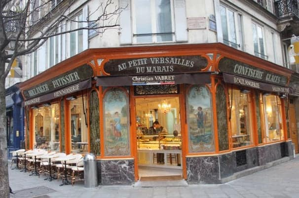 Petit Versailles au Marais Bakery