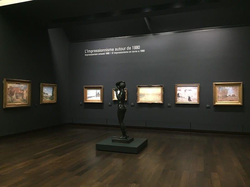 Obras del Impresionismo en el Musée d'Orsay