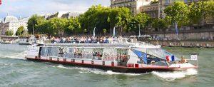 Vedettes de Pont Neuf boat