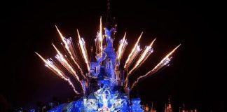 New Year's Eve at Disneyland Paris