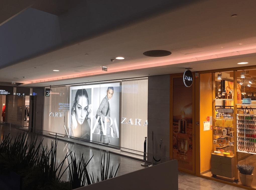 Zara Store in Paris
