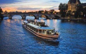 Paris en Scène Dinner Cruise