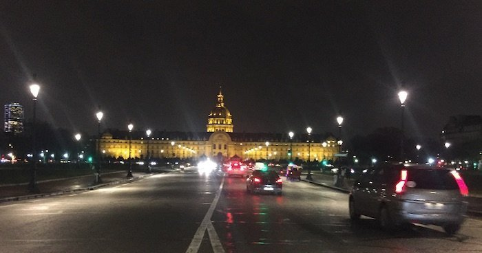 Invalides by night