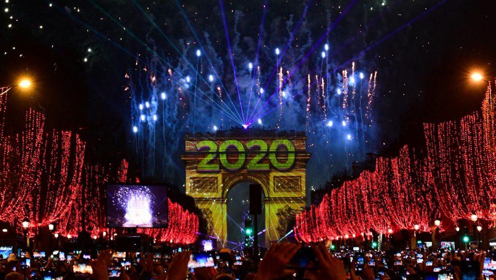 Paris Silvester 2021